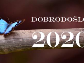 dobrodošlo 2020